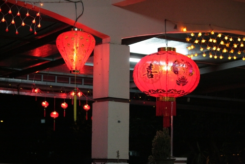 symbolic lanterns