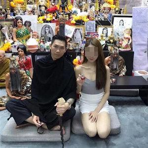 アイドルやモデルも毒牙に!? 「セックスで運気注入!」していた香港のエロ黒魔術師を逮捕の画像4