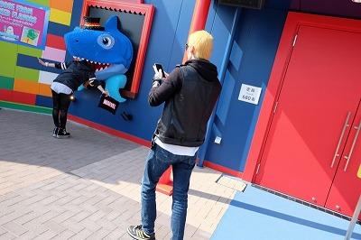 元アウトローのカリスマ瓜田純士、「レゴランド」へ行く! そして、いきなり入場を拒否される!?の画像10