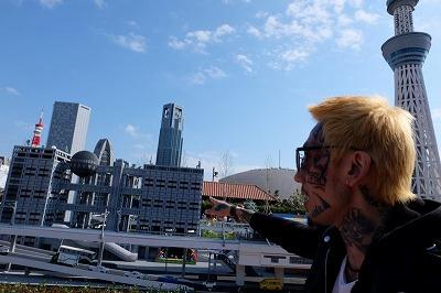 元アウトローのカリスマ瓜田純士、「レゴランド」へ行く! そして、いきなり入場を拒否される!?の画像16
