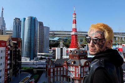 元アウトローのカリスマ瓜田純士、「レゴランド」へ行く! そして、いきなり入場を拒否される!?の画像13