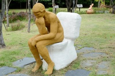 Mr.トイレットの私宅はうんこまみれ「トイレ文化展示館 解憂斎」の画像8