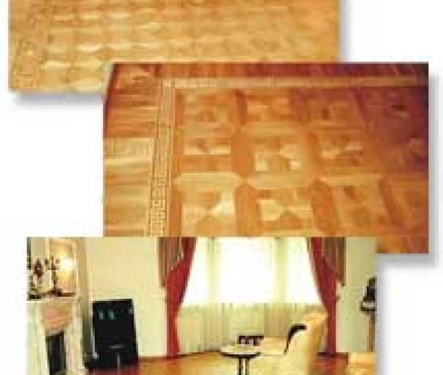 Hardwood Parquet Flooring And Parquetry
