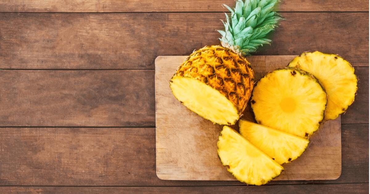 pineapple web sizing