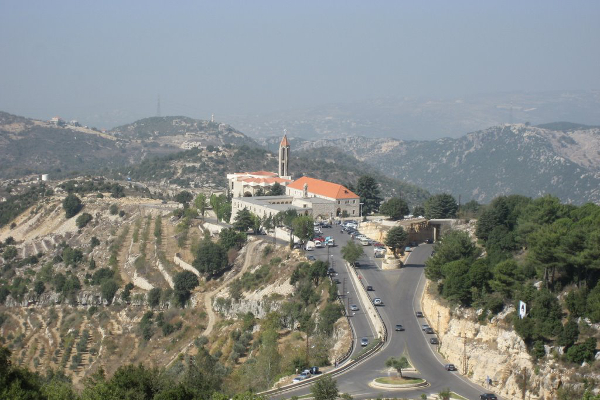 Klasztor św. Marona w Annaya