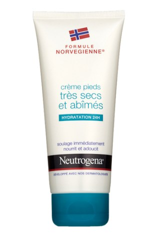 24 Hour Moisturisation Foot Cream, by Neutrogena Norwegian Formula