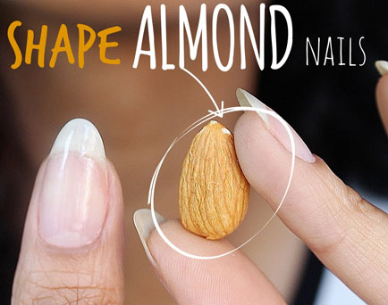 5 Simple Tips on How to Shape Short Almond Nails