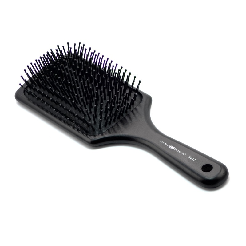 Large paddle hair brush 9447