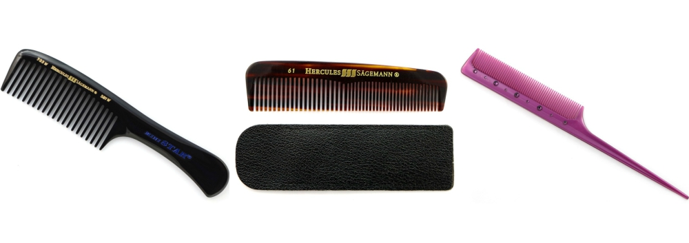 7 Best Hair Combs for Women and Men