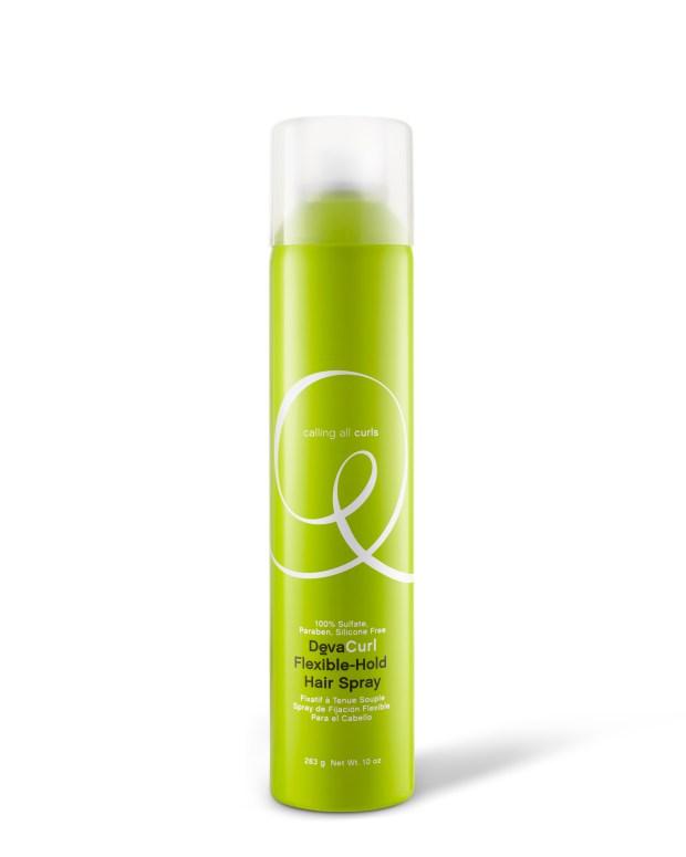 Flexible Hairspray