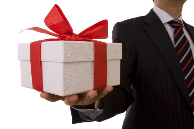 Gift for employees