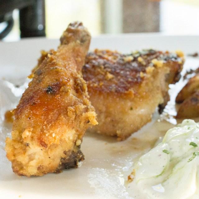sticky chicken0046
