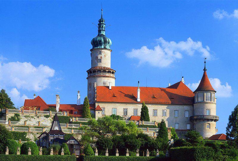 Czech Republic Chateau Nové Město Nad Metují