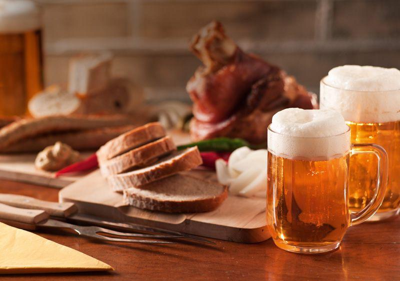 Czech Republic  Gastronomie in Prag