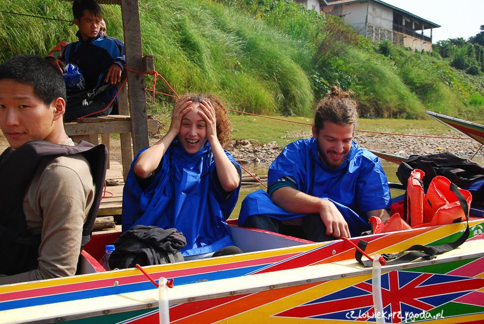 Laos Speed Boat