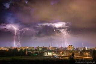 Jak zrobić zdjęcia burzy