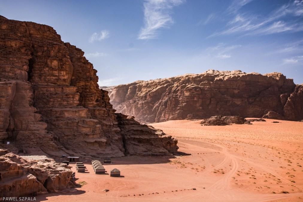 Wadi Rum Zwiedzanie