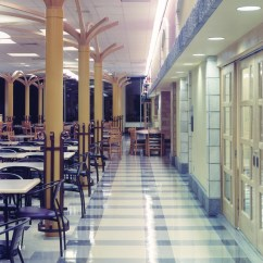 Kitchen Banquettes Materials Oregon State University Mcnary Dining Hall | Czopek Design ...