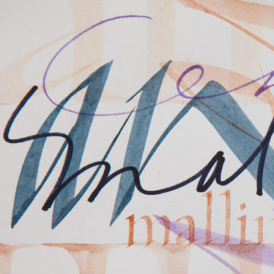Image of Calligraphy