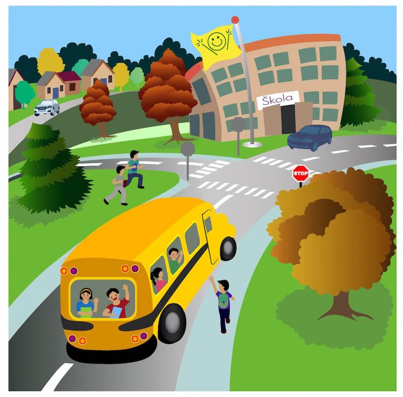 prijevoz učenika do škole