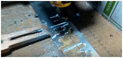 Lavorazione su alluminio - Processing of aluminum