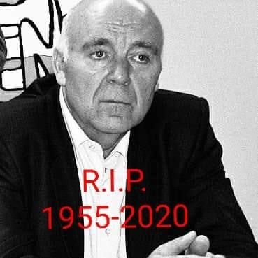 Zmarł Antoni Gut.