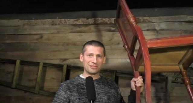 Redaktor Czujnego Marek Majcher zatrzymany przez krakowską policję!