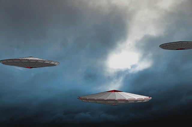 UFO istnieje! Dowody z Pentagonu.