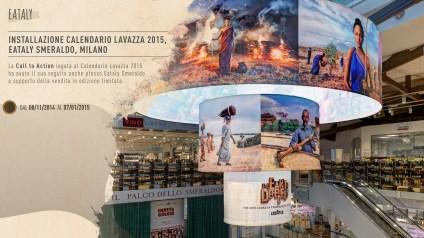 Lavazza - Report Salone del Gusto 2015