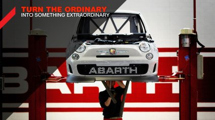 Abarth | Riva - 695 Rivale Press Conference 2017