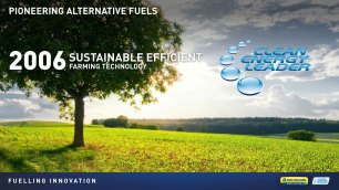 New Holland - Agriculture Press Conference Alternative Fuels 2018