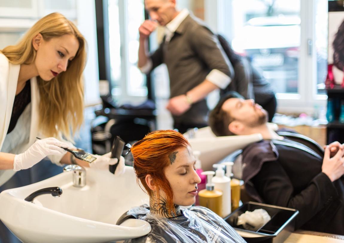 Aheads Academy Berlin  Erffnung einer neuen FriseurSchule