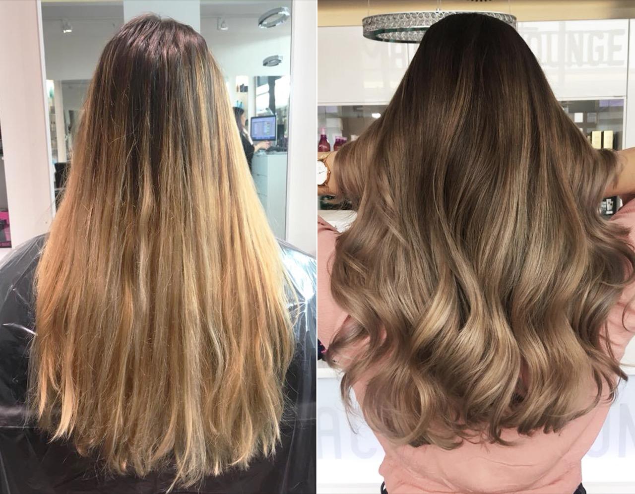 Die TopFrisuren Trends 2019 stehen fest  Haarfarben