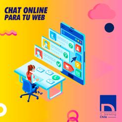Chat online para tu web