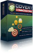 Covert Commissions is a Done For You Affiliate Marketing System which helps you Generate Commissions on Autopilot 2
