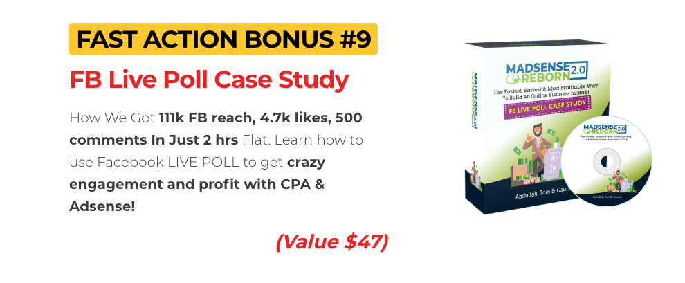 Madsense Reborn 2.0 is an Untapped Google Adsense Strategy Banking you Profits Daily Using Facebook Ads 12
