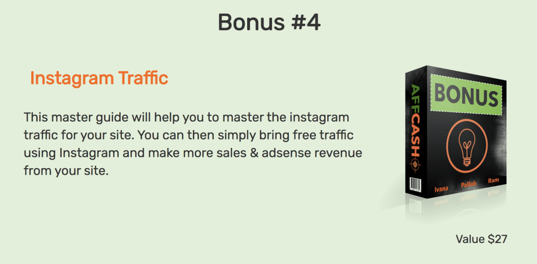 AffCasho Review Reveals 5 Untapped Traffic Sources For Affiliate Commissions and 100% Free Traffic 10