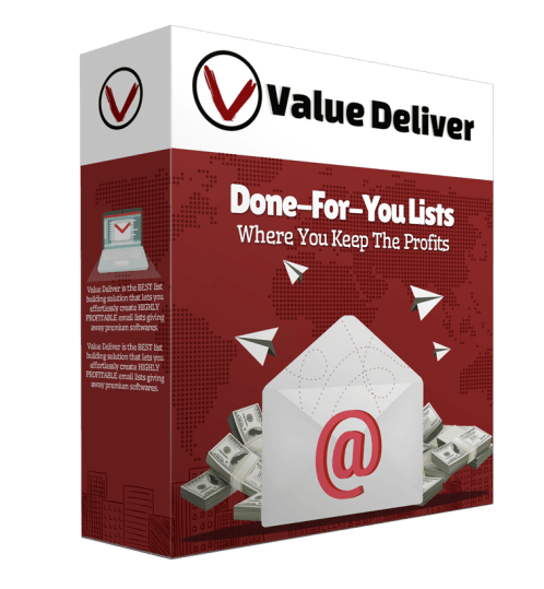 How to Build a Profitable Email List...with Value Deliver 2