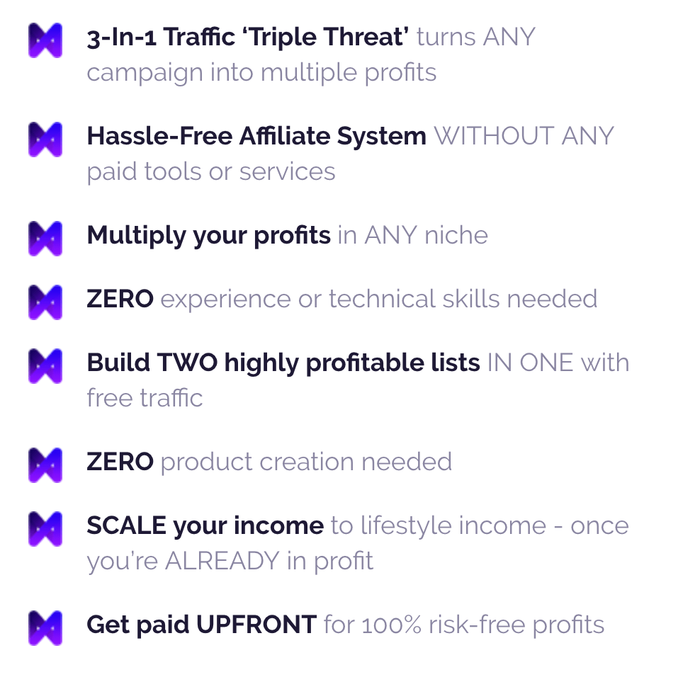 Traffic Multiplier All-in-One Profit System 7