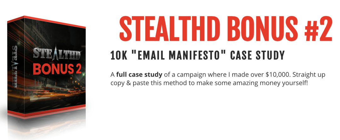 [STEALTHD REVIEW ] Turn Emails Into Passive Income Without A List, Without An Autoresponder, Without Monthly Fees… 19