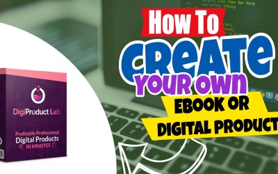 Create Highly Profitable eBooks & Digital Products  With ZERO Effort In Less Than 60 Seconds!