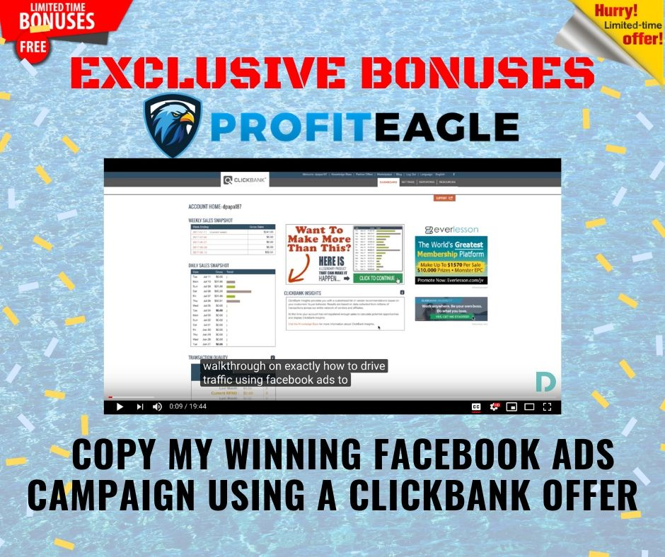 Create Profitable Super Affiliate Funnels in 60 seconds (With Autoresponder Included!) 5