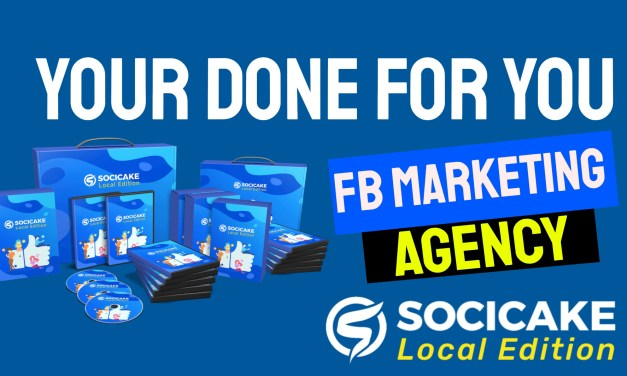 Socicake Local Edition | Your Done For You FB Marketing Agency