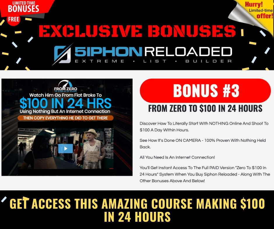 How to Get paid to SIPHON buyer leads... 14