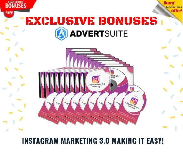 How To Gain An Unfair Advantage In The Affiliate Game with Advertsuite 18