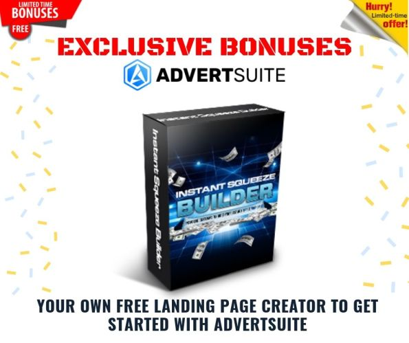 How To Gain An Unfair Advantage In The Affiliate Game with Advertsuite 17
