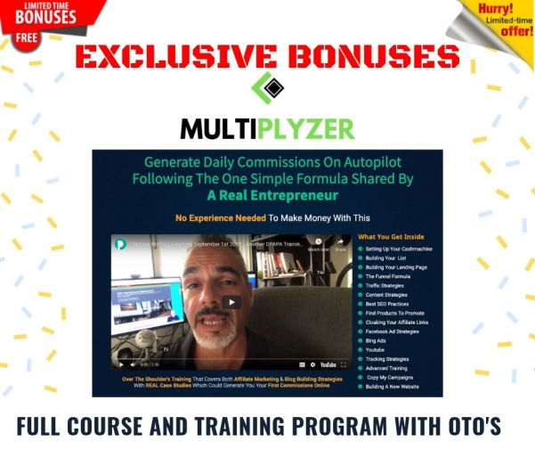 Build A Complete Done For You Affiliate Marketing System using The Lazy Affiliate Method 11