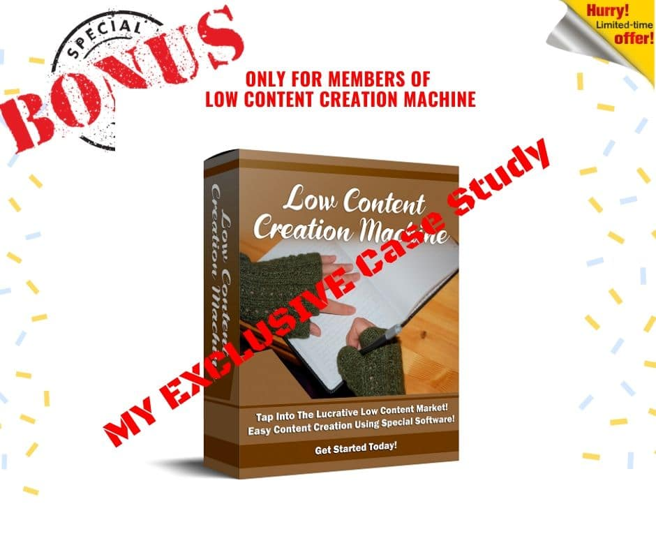 Low Content Creation Machine | Create Your First Low Content Book And Sell It on KDP 7