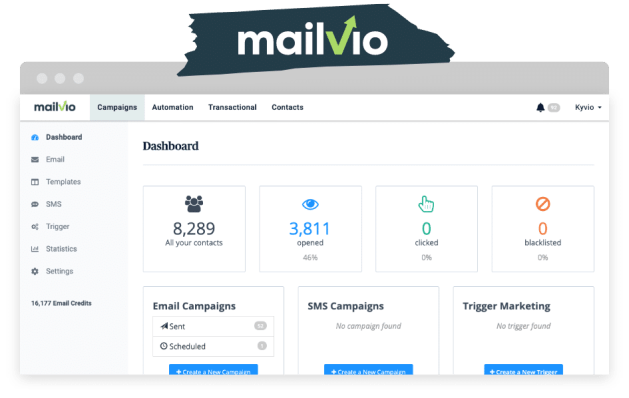 How We Build Passive Income Machines In Our Business using Mailvio 1