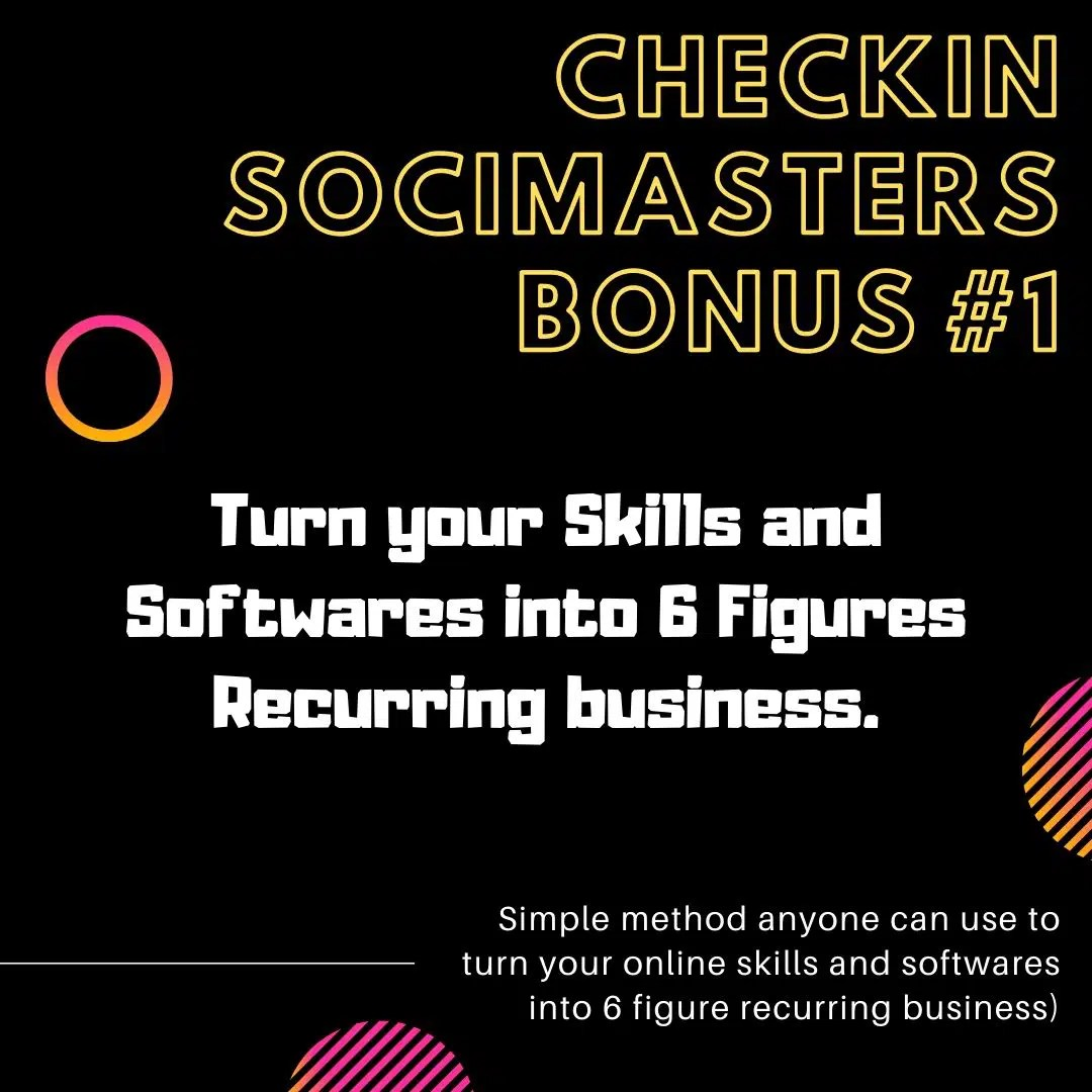 How to Build A Simple Recurring Online Business From Home in 20 Minutes (setup) 9